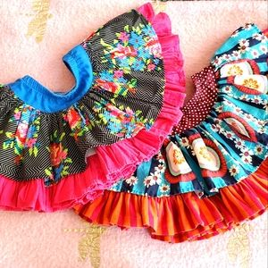 Two beautiful Persnickety skirts